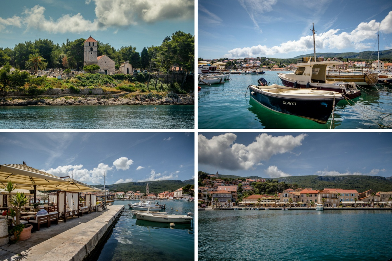 Jelsa, Hvar, Croatia itinerary