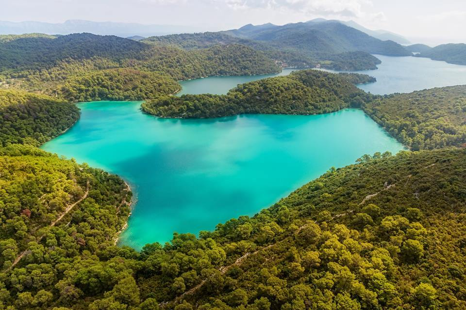 Mljet National Park is one of the best day trips from Dubrovnik