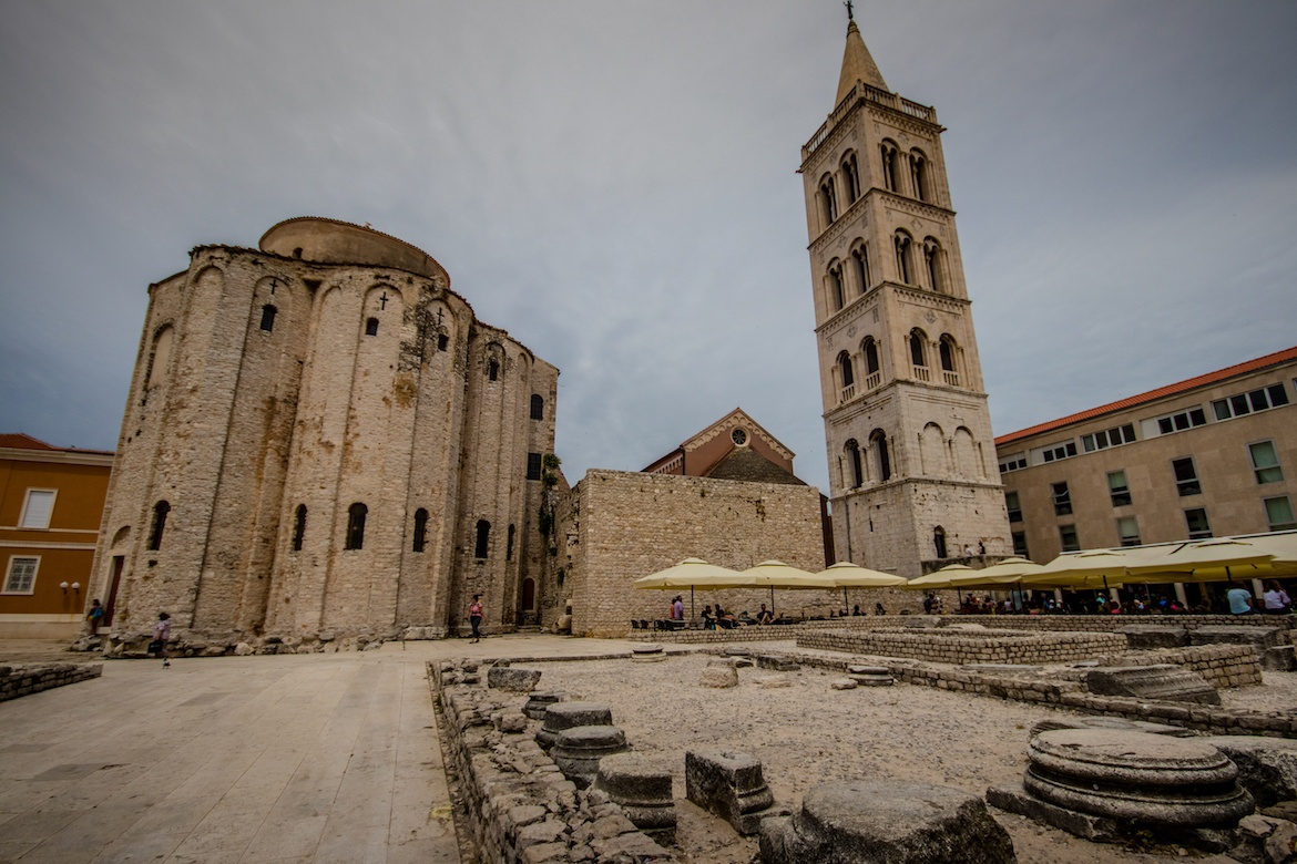 Zadar Cathedral, Croatia