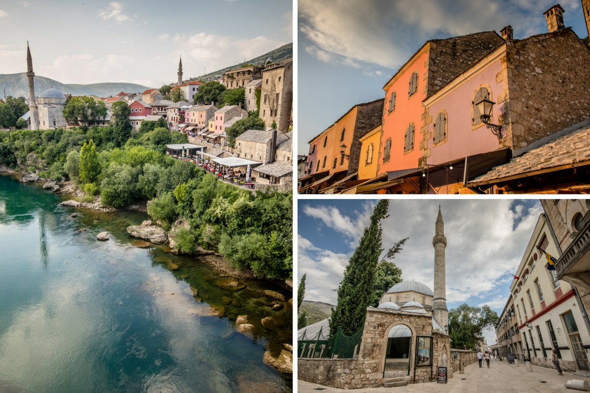 Mostar, Bosnia is one of the best day trips from Dubrovnik