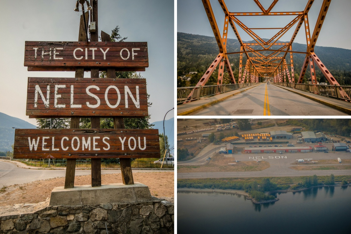 Nelson BC in the Kootenays BC