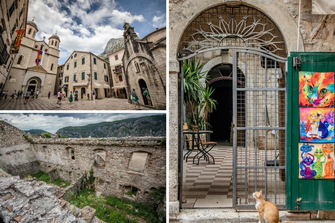 Kotor, Montenegro is one of the best day trips from Dubrovnik