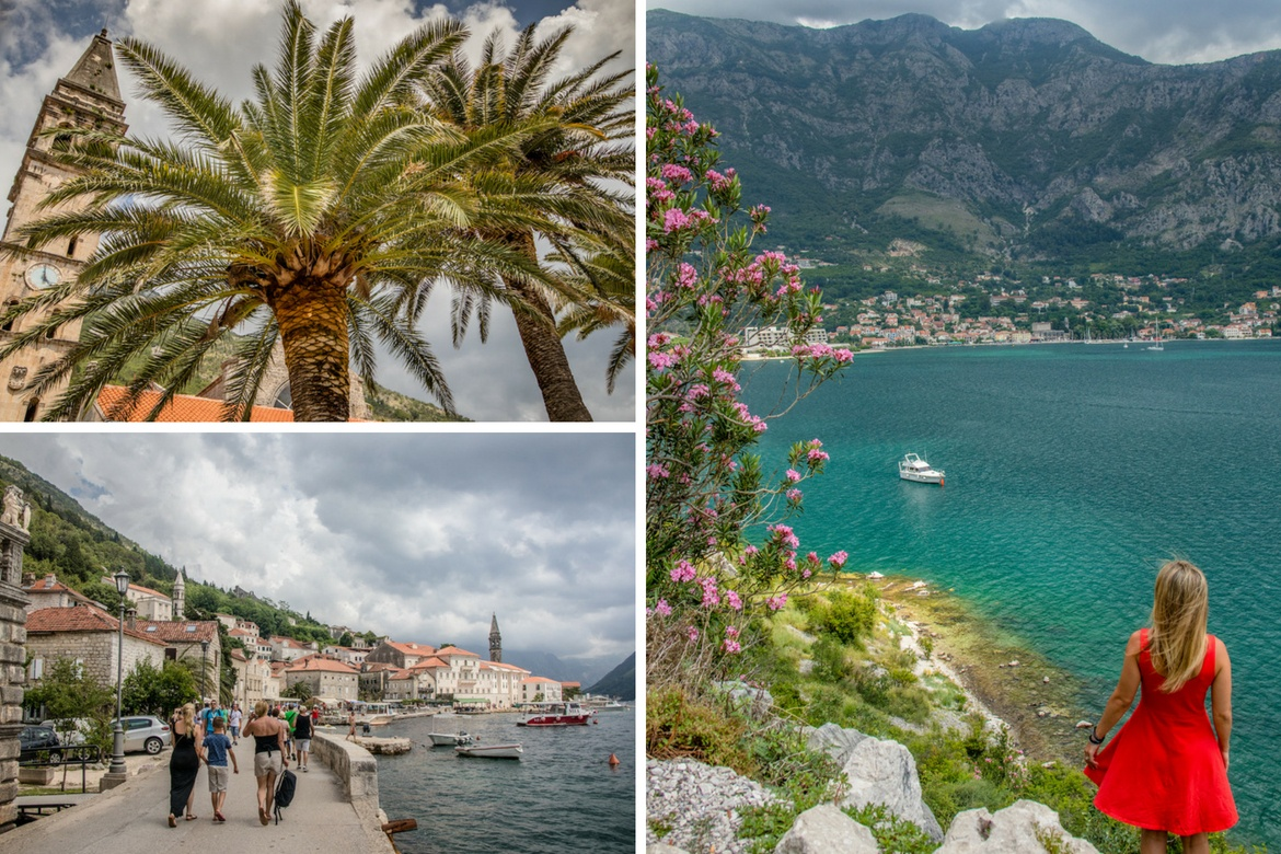 Perast, Montenegro is one of the best day trips from Dubrovnik