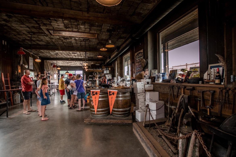 the hatch winery in Kelowna