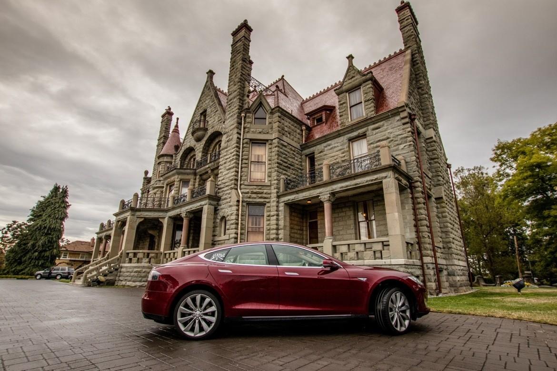 Tesla Tours, A weekend away in Victoria, B.C.