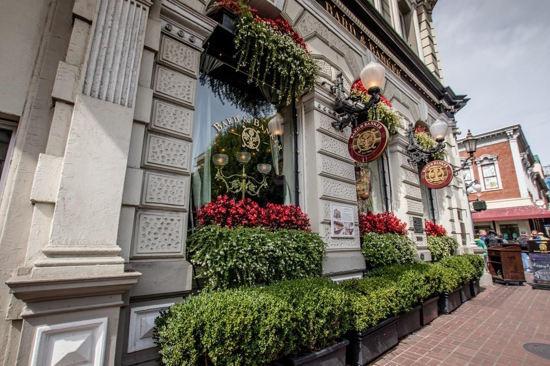 A pub in Victoria, B.C.