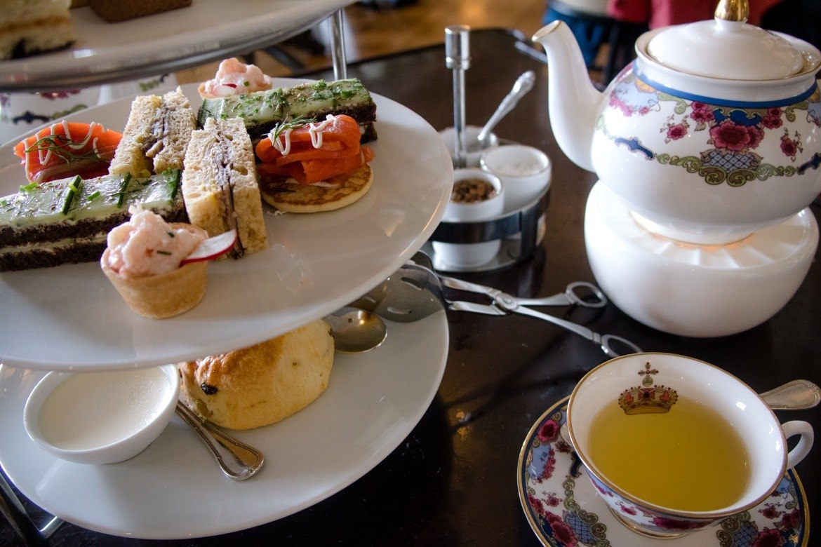 Afternoon Tea at the Fairmont Empress. A weekend away in Victoria, B.C.