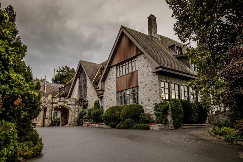 Government House in Victoria, B.C.