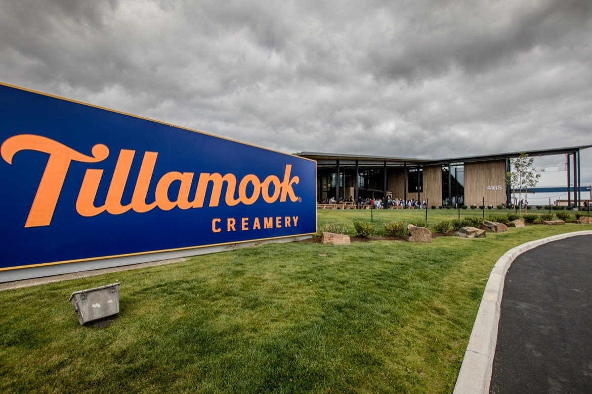 The Tillamook Creamery, Oregon coast road trip