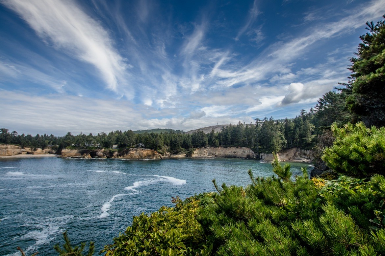 Whale Cove, Oregon coast road trip