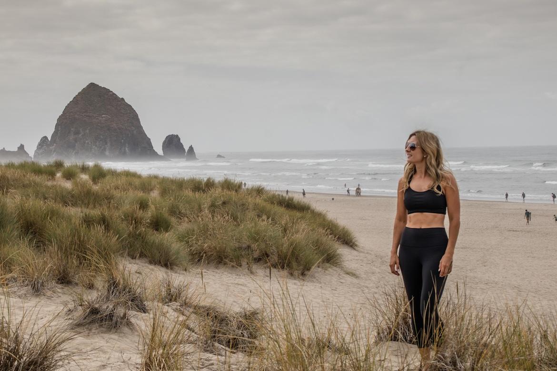 Cannon Beach, Oregon coast road trip