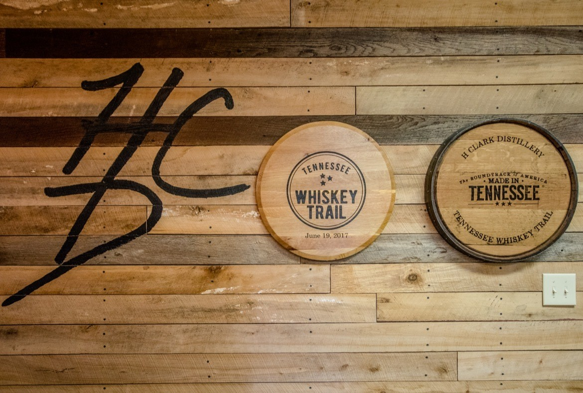 H Clark Distillery, along the Tennessee Whiskey Trail