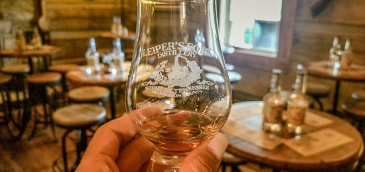 Leiper's Fork Distillery, along the Tennessee Whiskey Trail