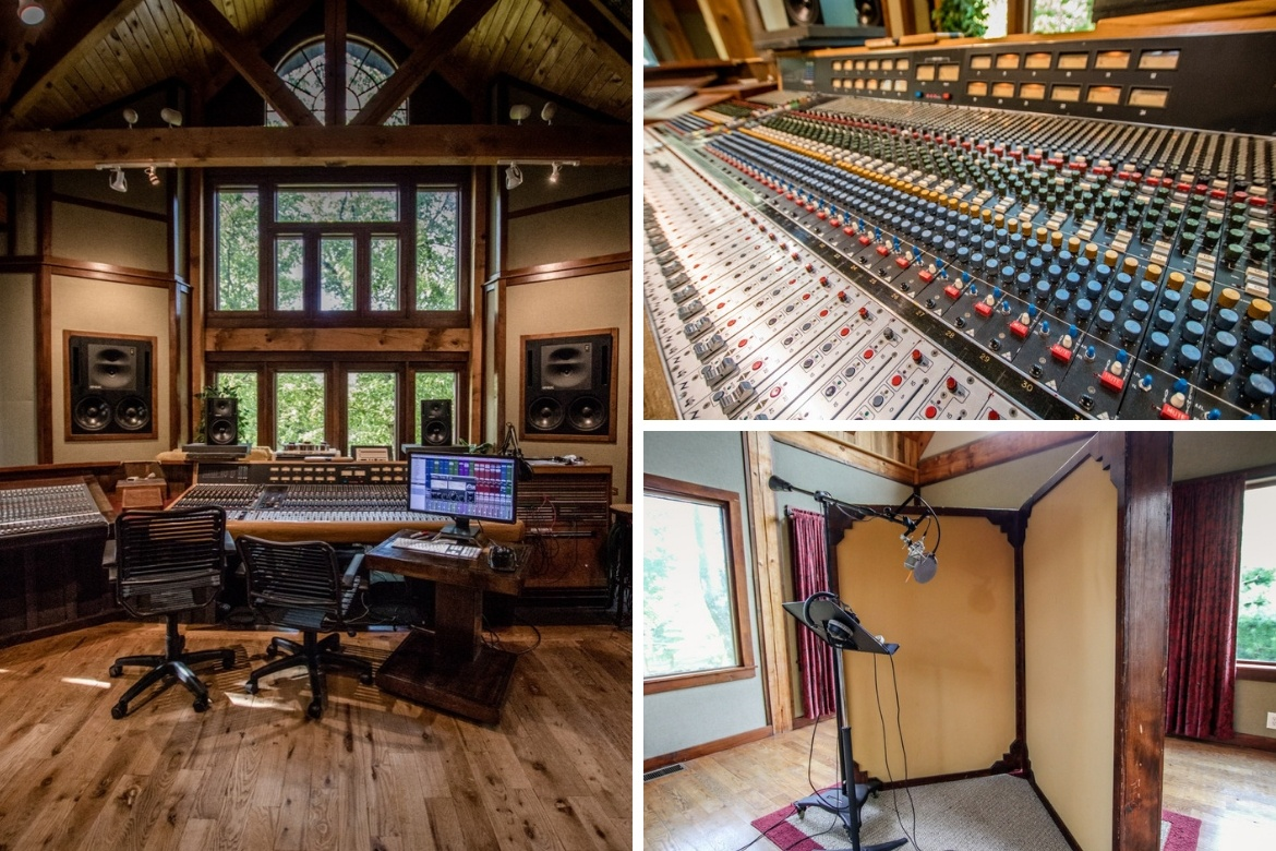 Things to do in Franklin- Dark Horse Recording Studio