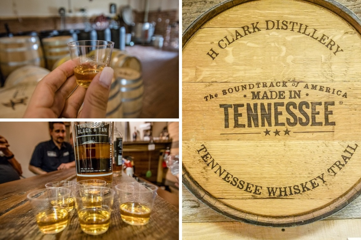Things to do in Franklin TN- H Clark Distillery