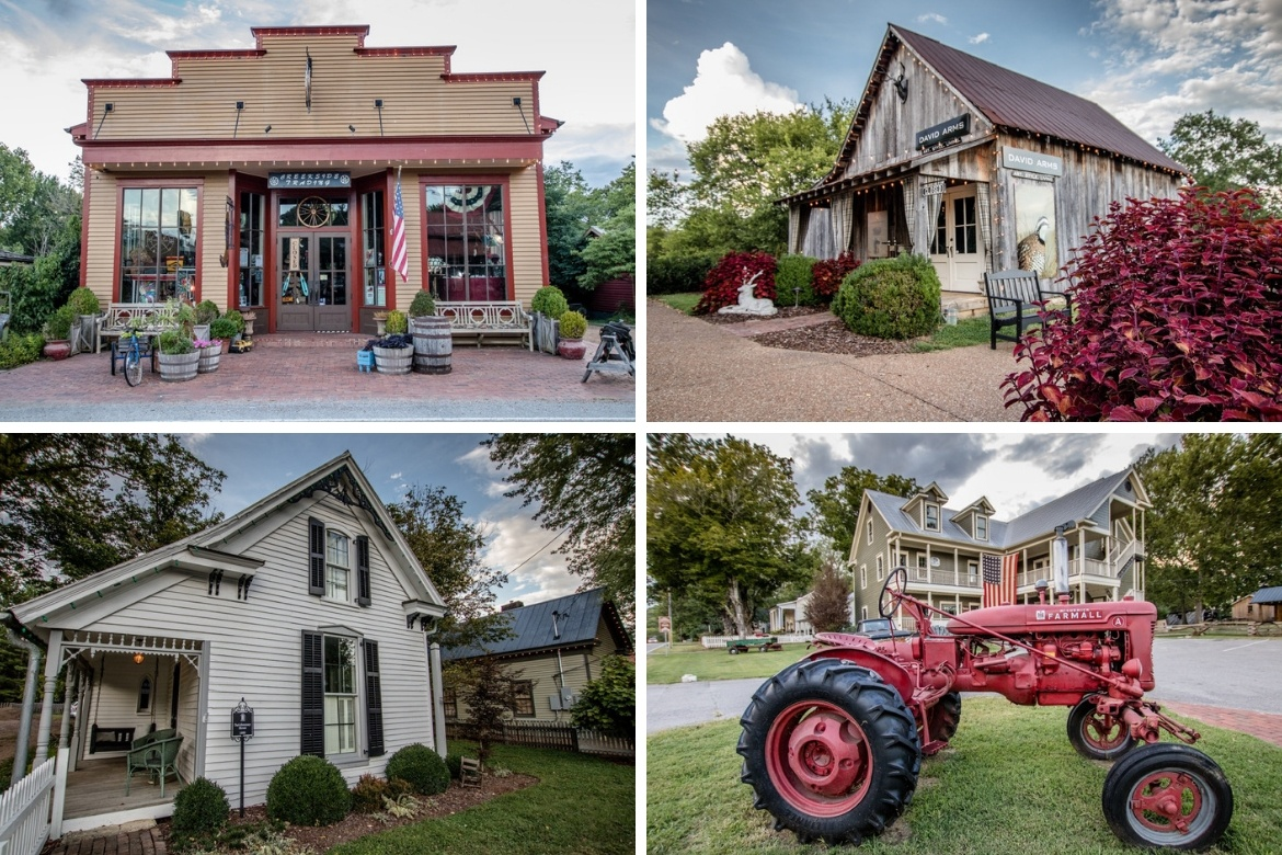 Things to do in Franklin TN- Leiper's Fork