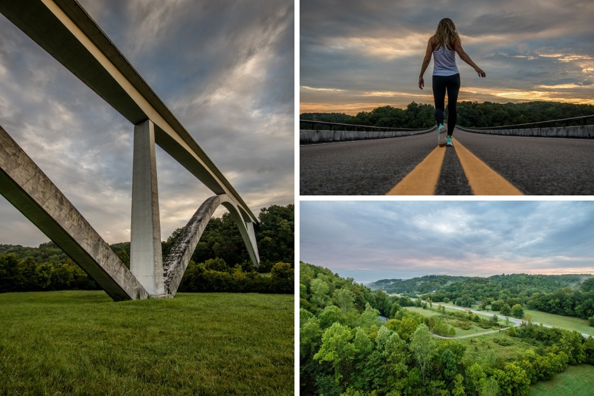Things to do in Franklin TN- The Natchez Trace Parkway