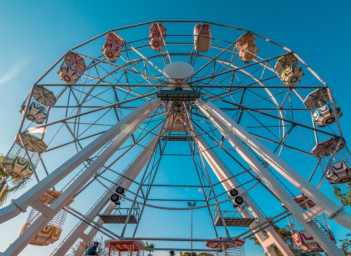What to do in Brunei- Jerudong Park