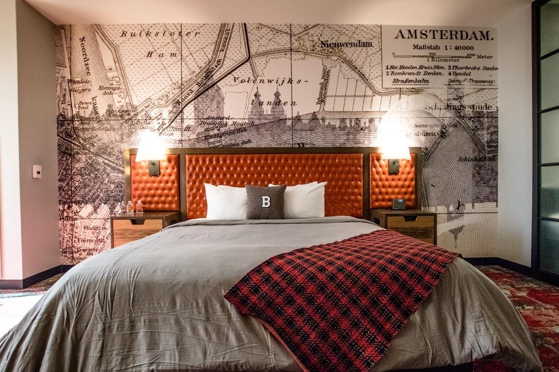 The Bobby Hotel- Nashville itinerary for three days in Nashville