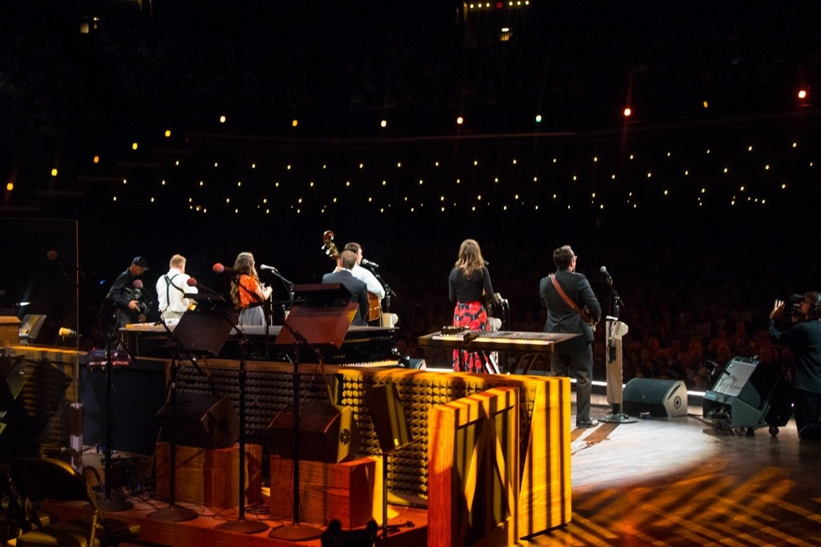 The Grand Ole Opry- Nashville itinerary for three days in Nashville