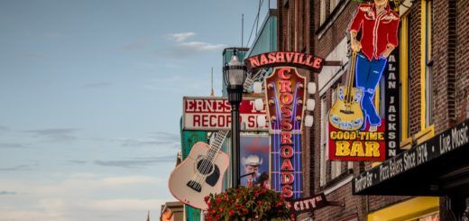 Nashville itinerary for three days in Nashville