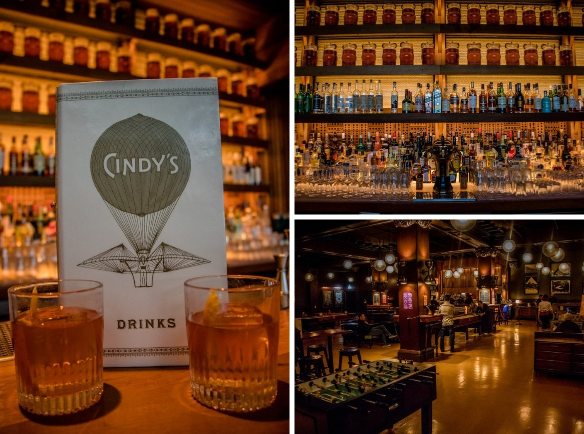 Cindys at the Chicago Athletic Club
