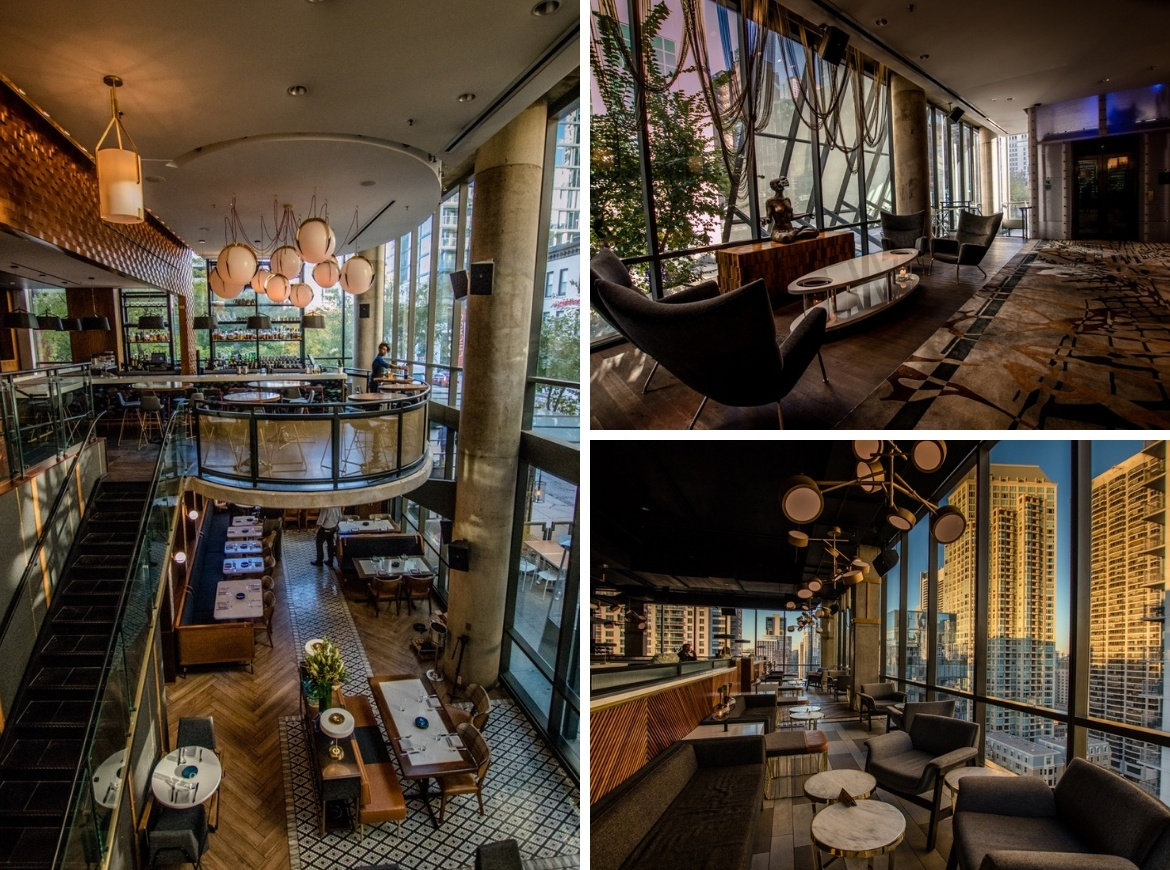 Dana Hotel and Spa. The perfect two day Chicago itinerary to hit the best photography spots
