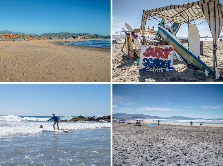 Los Cerritos, Baja beaches in Baja California Sur, Mexico