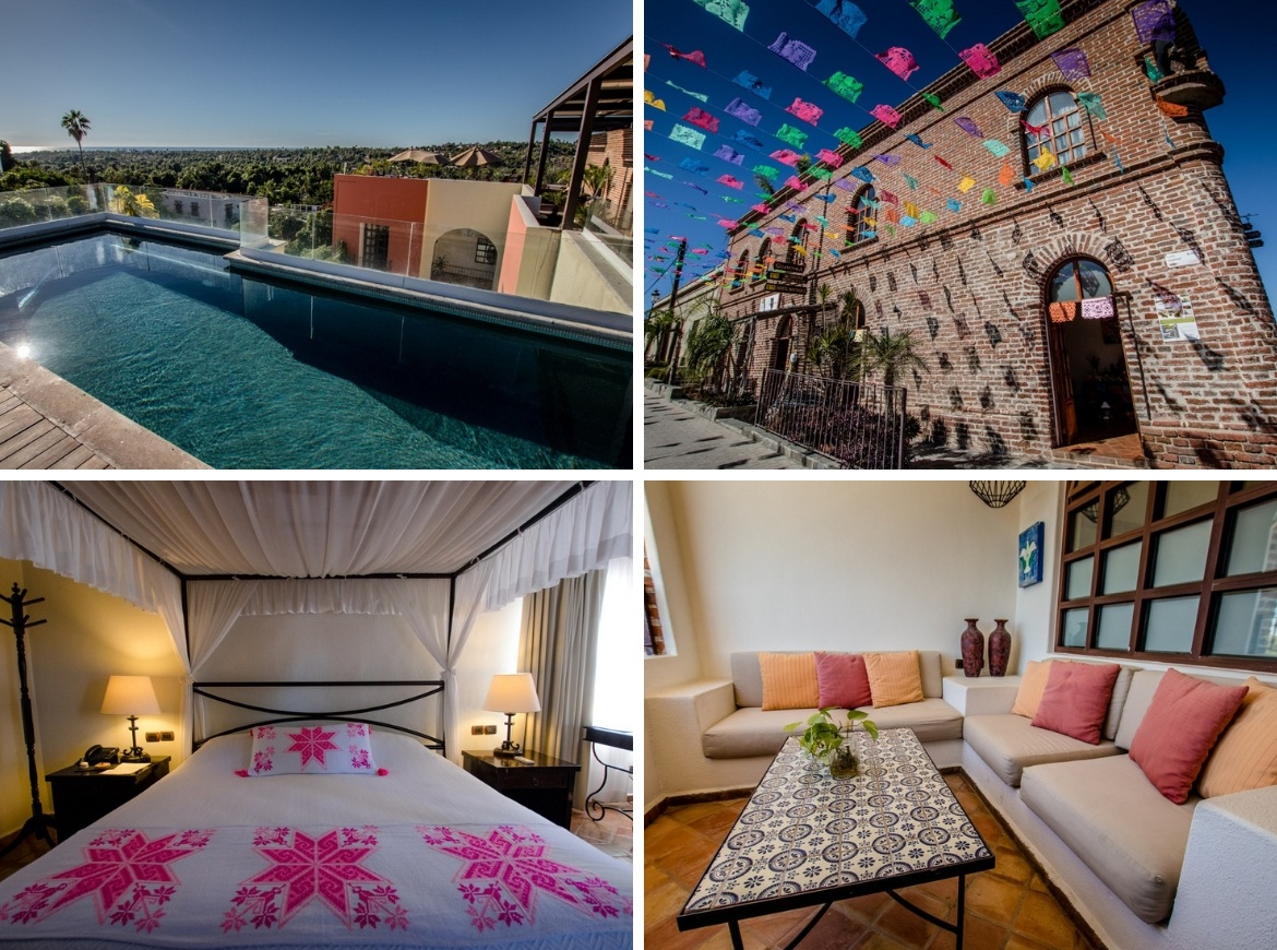 Guaycura Boutique Hotel & Spa in Todos Santos