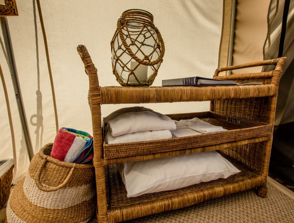 Camp Cecil Mexico glamping