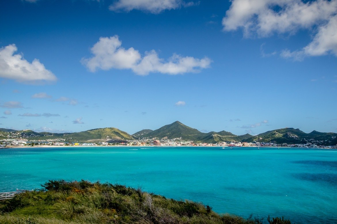 Wandering around Philipsburg is one of the best things to do in St Maarten
