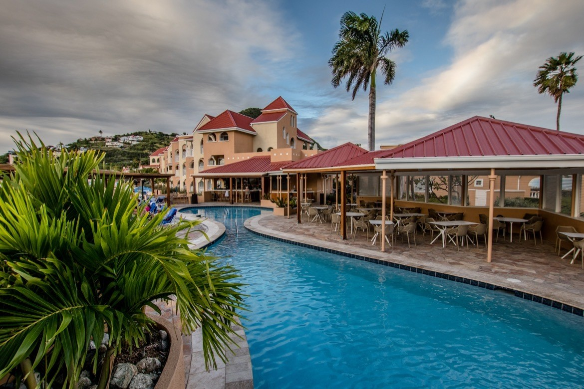 Divi Little Bay Beach Resort in St. Maarten