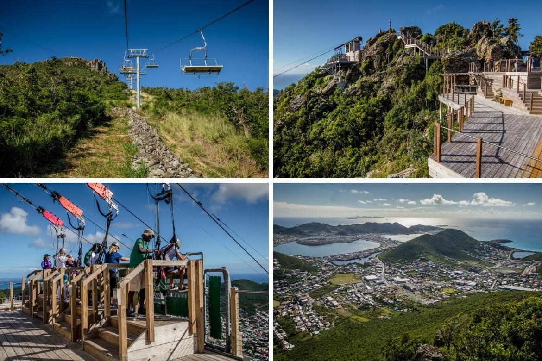 Rainforest Adventures in St Maarten