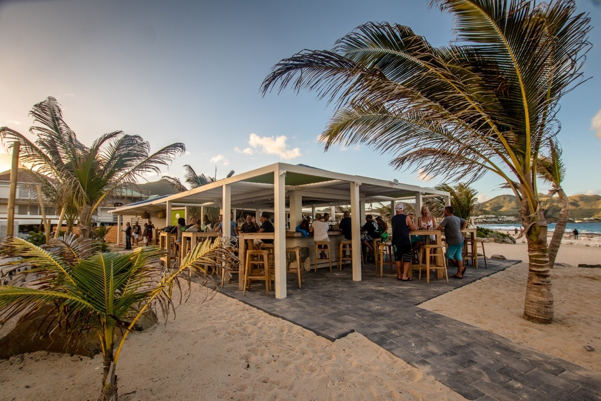 Orient Bay Beach. Things to do in St Maarten and St Martin