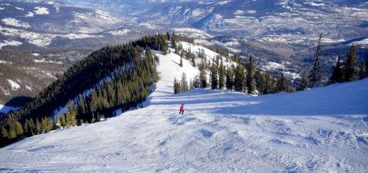 RED Mountain Resort in Rossland, BC