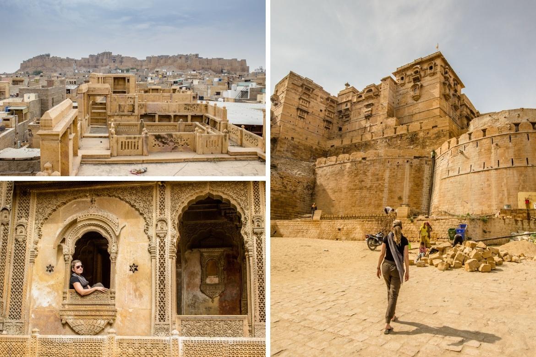 Jaisalmer sightseeing