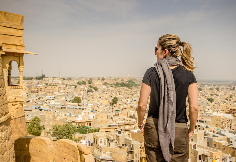 Cannon Point, Jaisalmer, India