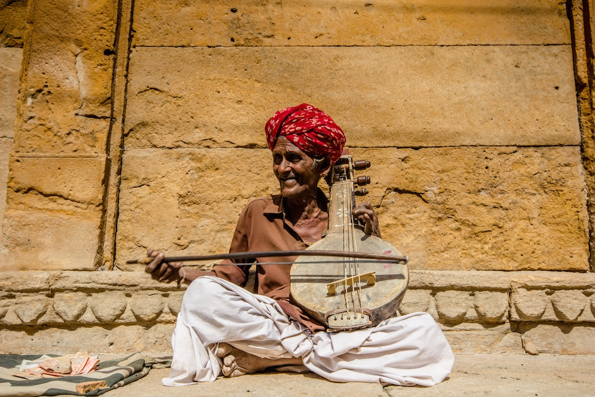 Jaisalmer sightseeing: The Jaisalmer Fort