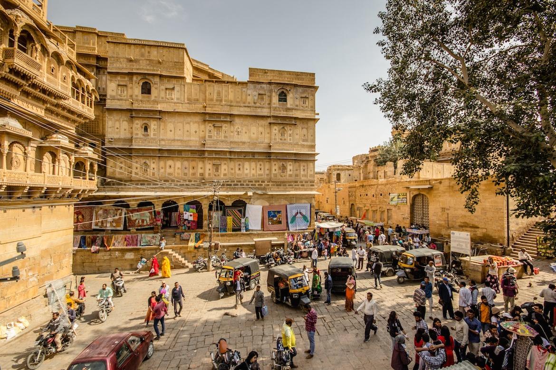 Jaisalmer sightseeing: The Jaisalmer Fort