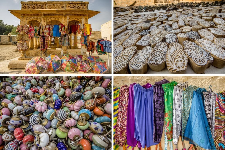 Jaisalmer shopping