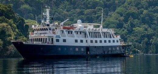 The UnCruise Adventures ship, Safari Voyager