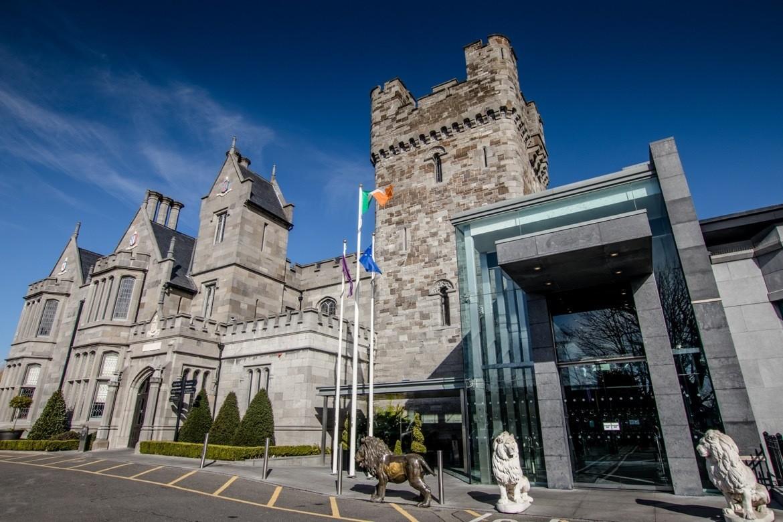 The Clontarf Castle in Dublin, Ireland