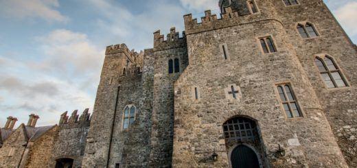 Kilkea Castle, Irish castle hotel