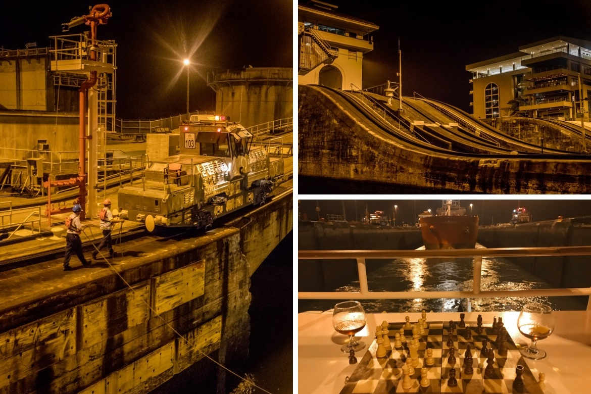 Navigating the Panama Canal with UnCruise Adventures
