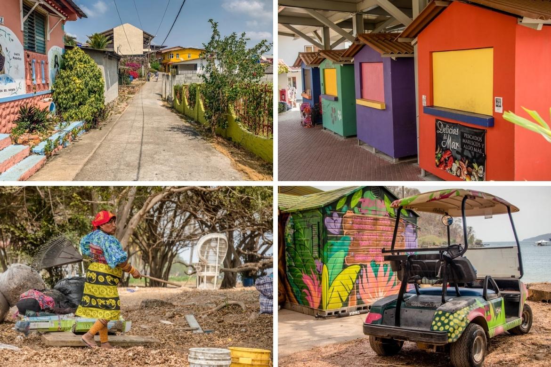 The island of Taboga, Panama with UnCruise Adventures