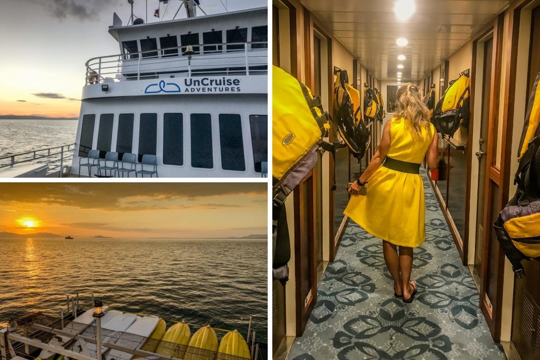 An UnCruise Adventures adventure cruise through Panama and Costa Rica