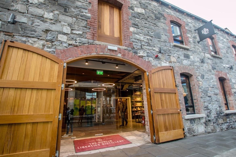 Dublin Liberties Distillery in Dublin, Ireland