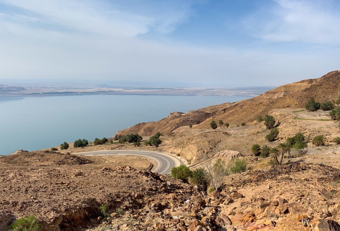 The Dead Sea is one of the best places to visit in Jordan