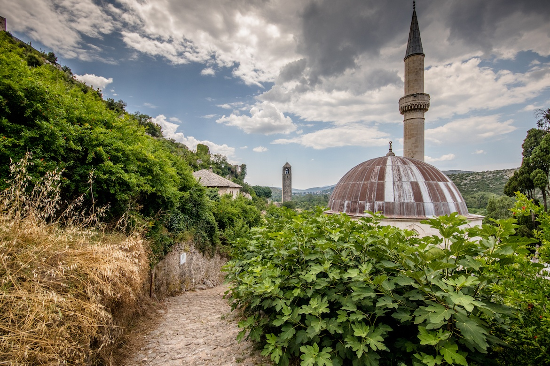 Pocitelj is a popular Mostar day trip