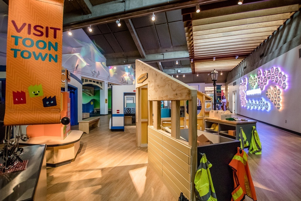 Nutrien Wonderhub, children's museum Saskatoon